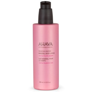 AHAVA Mineral Body Lotion - Cactus and Pink Pepper
