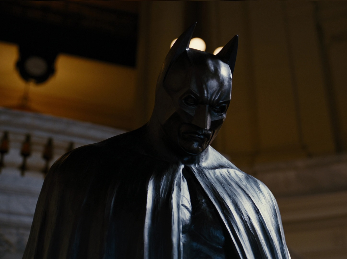 Revisiting The End Of Batman In The Dark Knight Rises