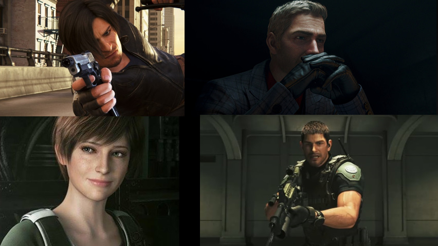 Resident Evil Vendetta Movie Review Deadwood Writers Voices