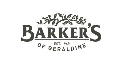 Logo Barker's of Geraldine