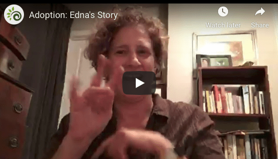 Deaf Transracial Transcountry adoption Edna Johnston