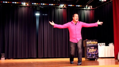 Learn about how Sam is one of the top entertainers and inspirational and Keynote speakers in America