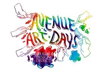 Avenue Art Days Logo