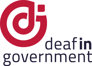 Deaf in Government