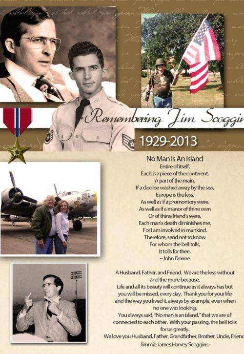 Remembering Jim Scoggins