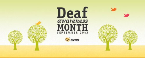 SVRS Deaf Awareness Header