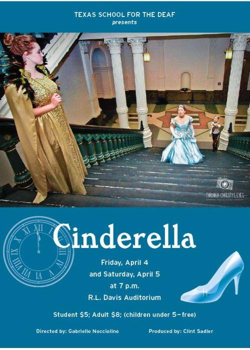 Cinderella at TSD 2014
