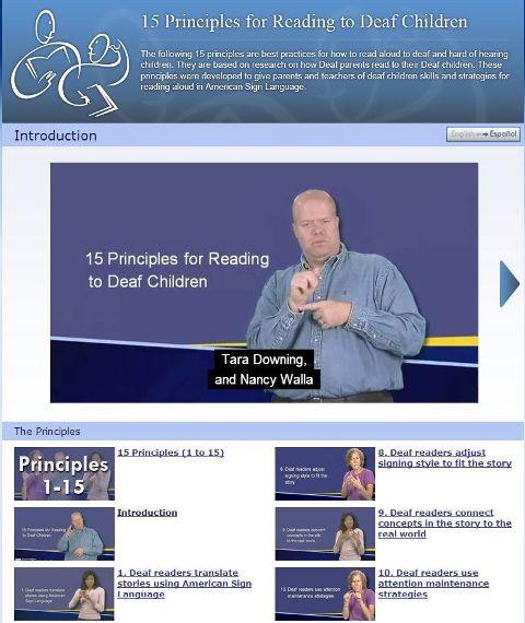 15 principles screenshot