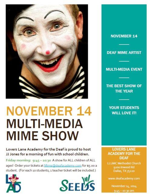 Nov 14 2014 Flyer for schools