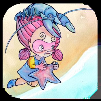 the blue lobster asl