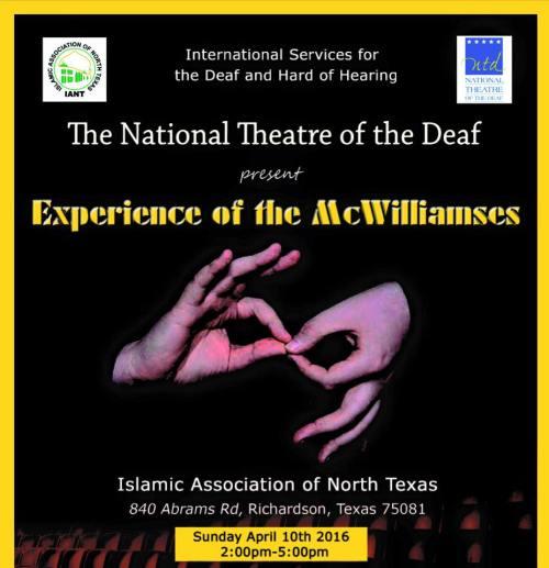 NTD flyer McWilliamses 2016