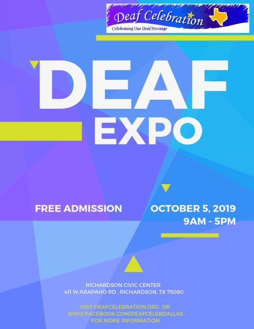 Deafnation Expo 2019