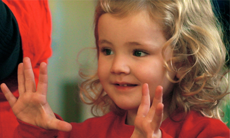Enabling communication is vital in families of deaf children