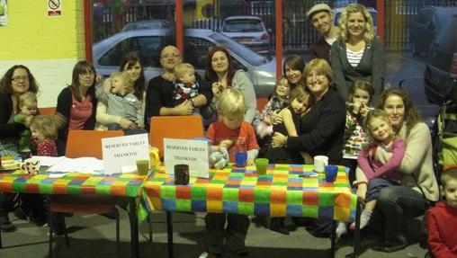 Deaf Parents Deaf Children launch event