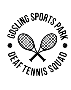 Gosling Sports Park Deaf Tennis Squad