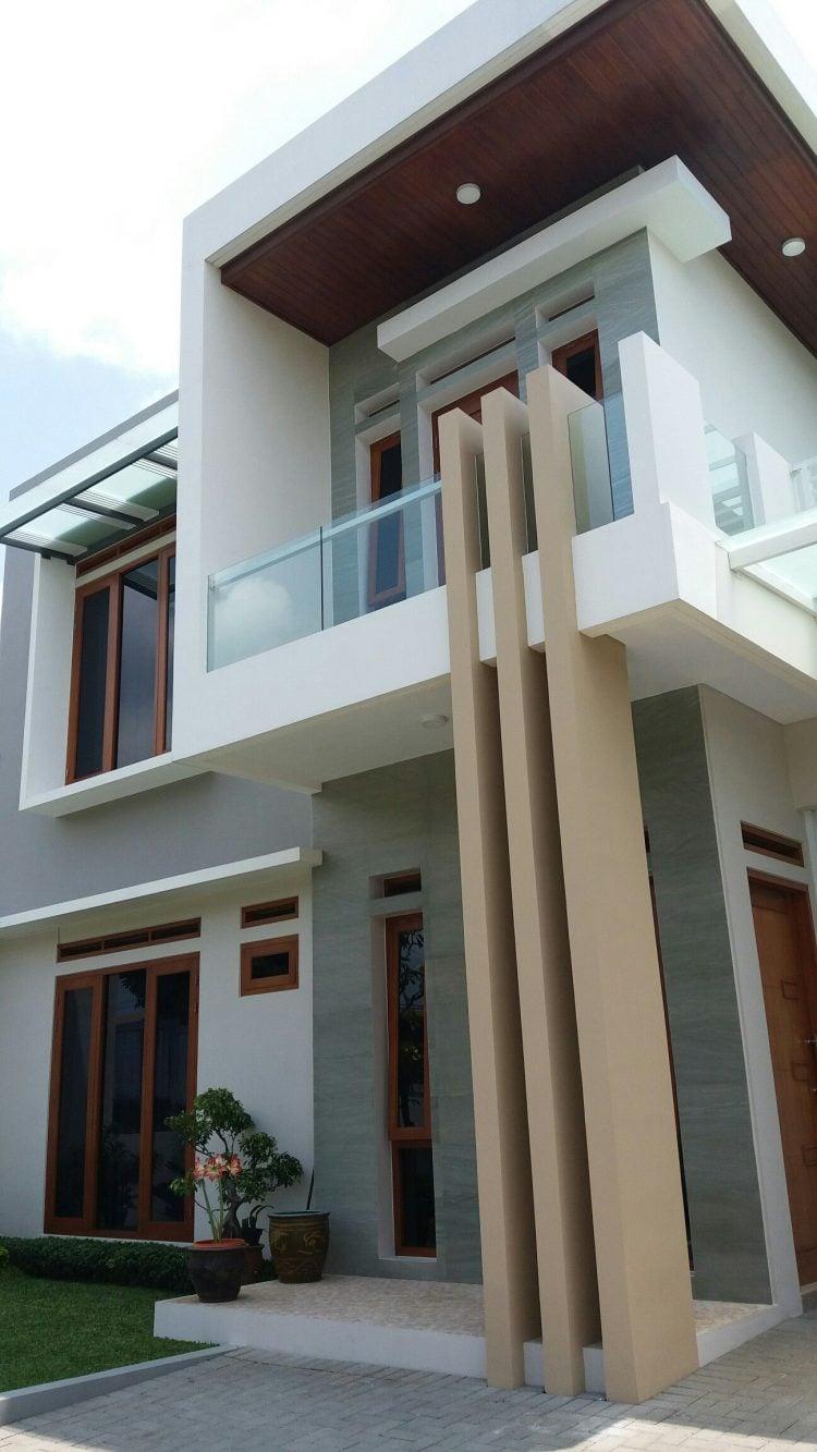 Gambar Teras Rumah Klasik : gambar, teras, rumah, klasik, Desain, Teras, Rumah, Klasik, Lantai, Paling, Populer, Dunia, Deagam, Design