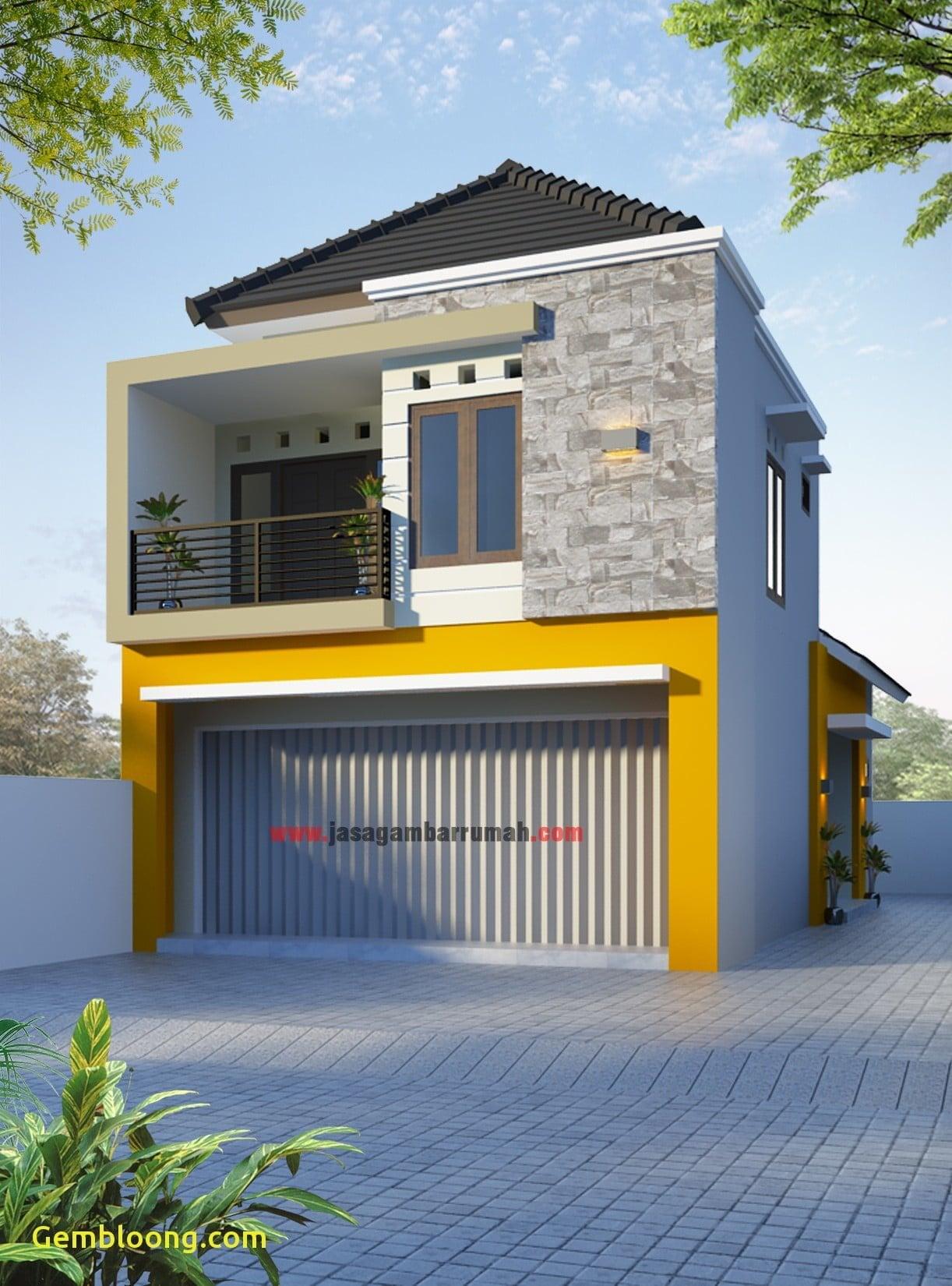 Desain Rumah Toko : desain, rumah, Arsitektur, Desain, Rumah, Lantai, Paling, Banyak, Minati, Deagam, Design