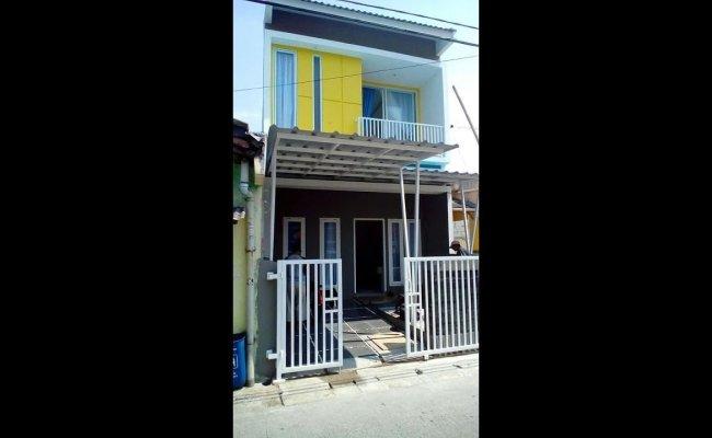 57 Kumpulan Desain Rumah Minimalis 2 Lantai Luas Tanah 50m2 Terbaru Dan Terbaik Deagam Design Cute766