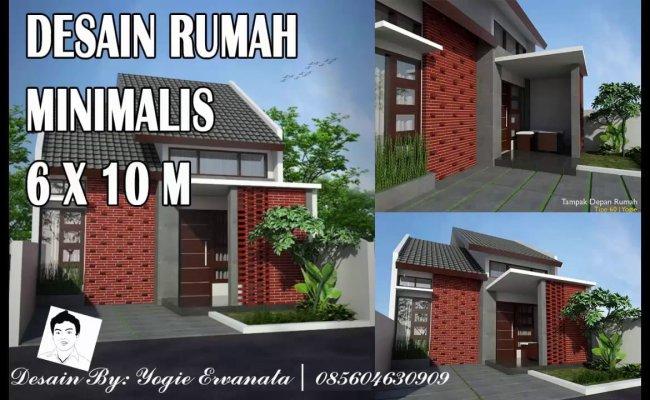 60 Desain Rumah Minimalis Luas Tanah 300 Meter Design Cute766