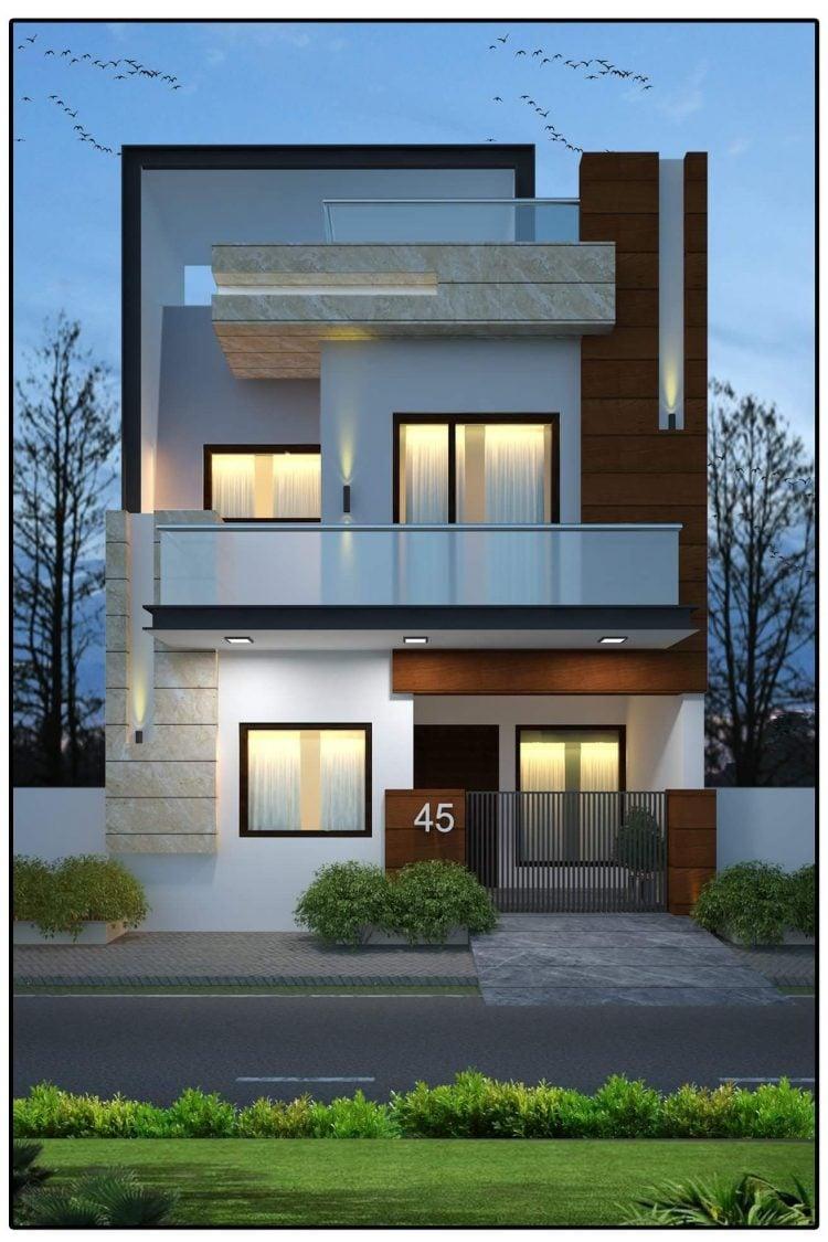 Gambar Depan Rumah : gambar, depan, rumah, Gambar, Desain, Tampak, Depan, Rumah, Minimalis, Eropa, Istimewa, Banget, Deagam, Design