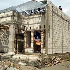 Gambar Rangka Atap Baja Ringan Limasan 77 Ragam Desain Rumah Paling Banyak Di Cari