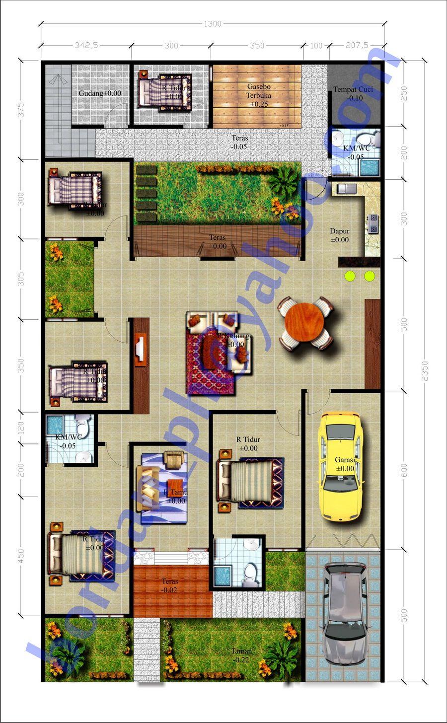 Desain Rumah The Sims 4 : desain, rumah, Macam, Desain, Rumah, Mewah, Wajib, Ketahui, Deagam, Design