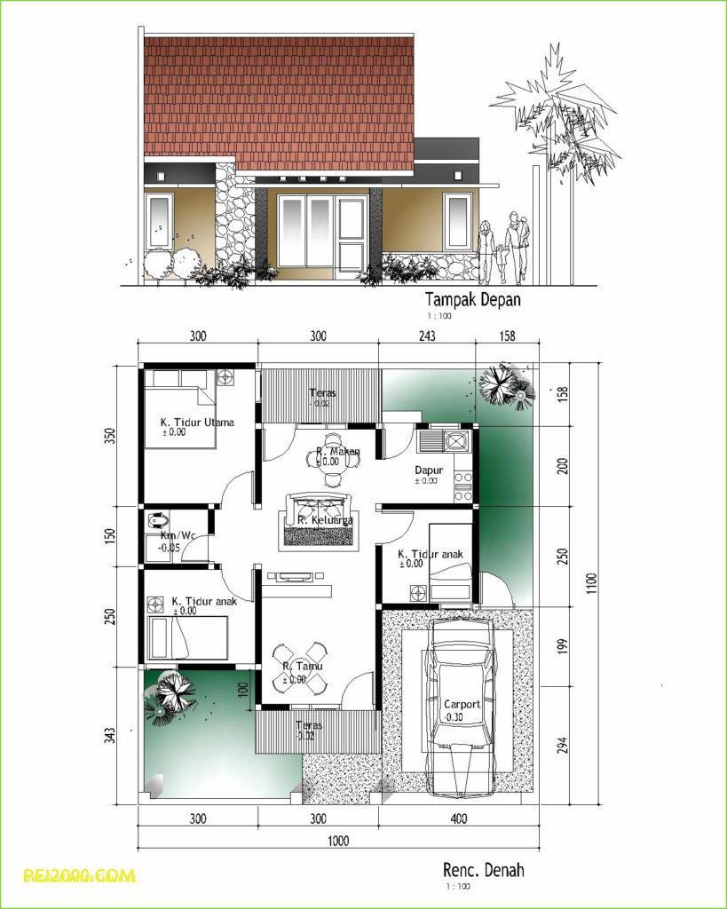 Desain Rumah 7x12 : desain, rumah, Contoh, Desain, Rumah, Minimalis, Ukuran, Terpopuler, Harus, Deagam, Design