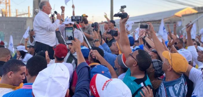 Gilberto Serulle promete acabar con los atropellos en el Ayuntamiento