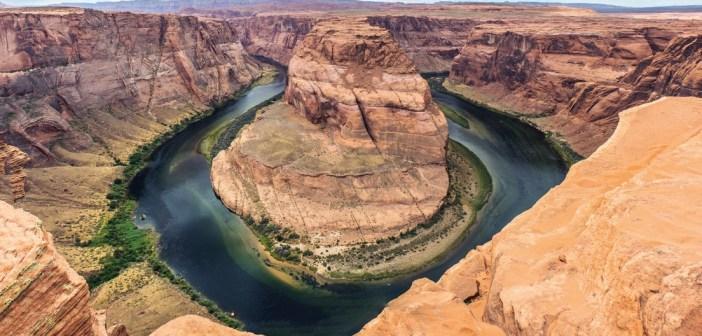 Alarma científica: Río Colorado está secando por cambio climático