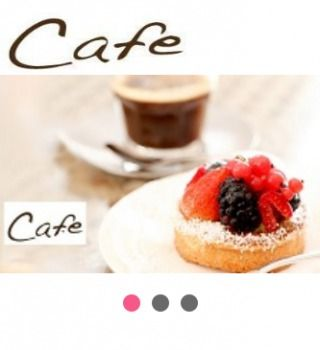Cafe(カフェ)トップ