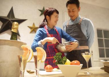 【東京都】【料理×恋活】*スパイスクッキーで作る*オリジナルクリスマスデコレーションクッキー♪かわいくオシャレにデコレーション☆