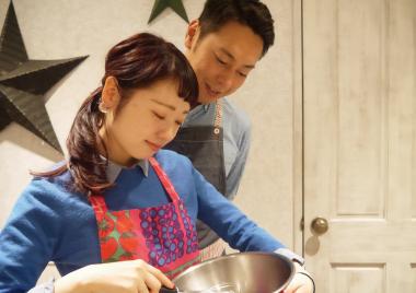 【東京都】パティシエによるお菓子教室&恋活パーティー~新年特製黒豆のチーズケーキ作り~※軽食&ドリンクあり