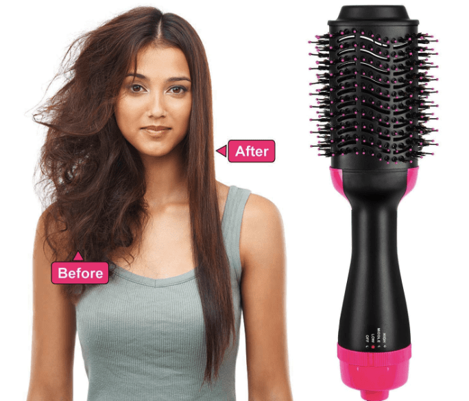 OneStep™: Professional Hair Dryer & Volumizer Styler (2-in-1) How to use