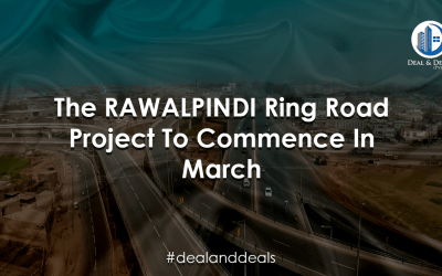 The Rawalpindi Ring Road Project to Commence in March
