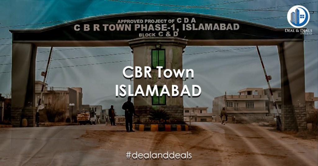 CBR Town Islamabad - Deal & Deals