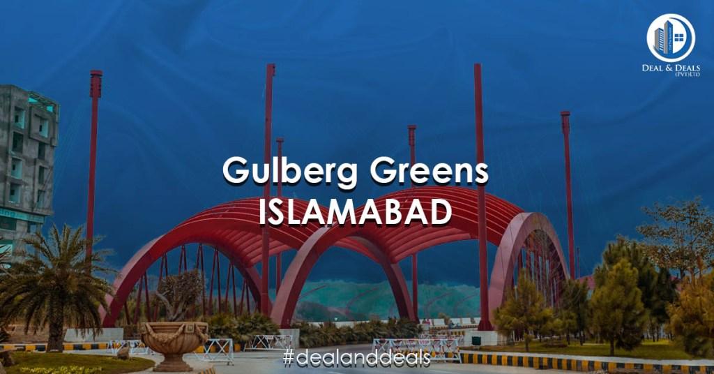 Gulberg Greens Islamabad - Deal & Deals