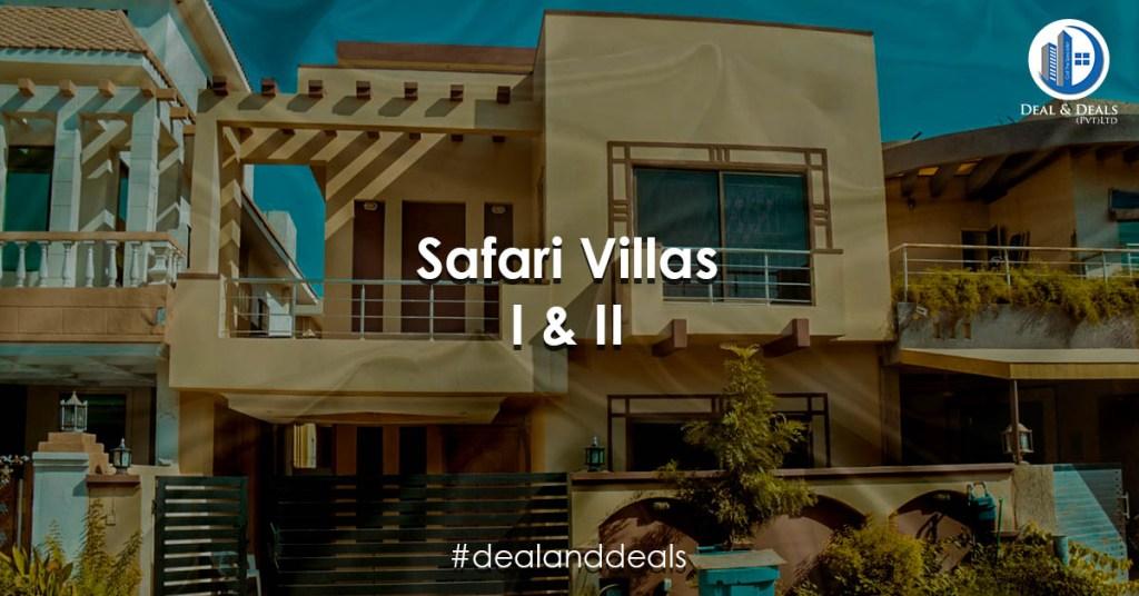 Safari Villas I & II Rawalpindi - Deal and Deals