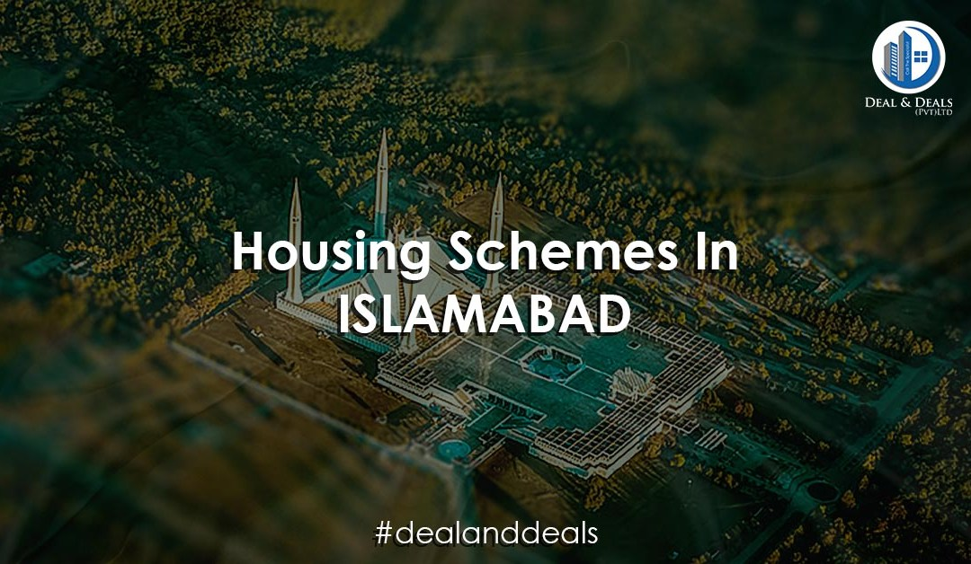 Housing Schemes in Islamabad