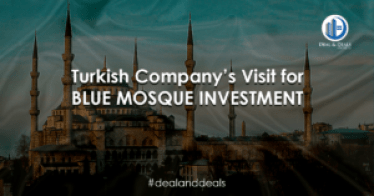 Turkish Company's Visit for