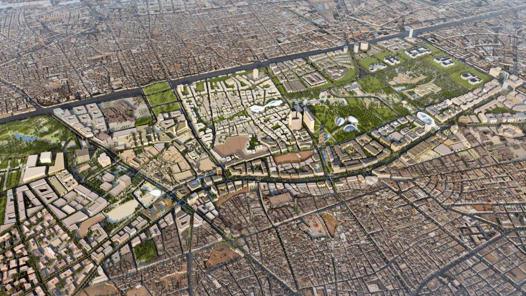 دليل أحياء وسط الرياض للسكن 2020 مدونة ديل