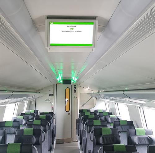 Train-display