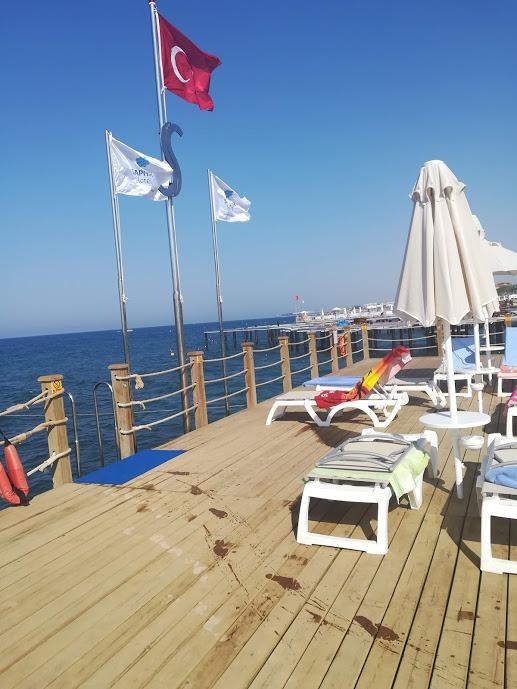 Vacanța în Turcia (2): Despre Cazare