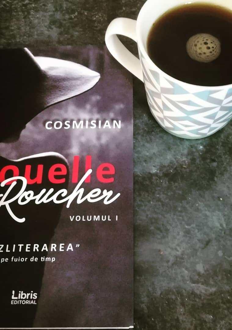 "Mouelle Roucher – volumul I ""Dezliterarea"" pe fuior de timp"