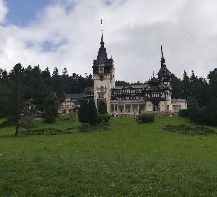 Castelul Peleș și Pelișorul