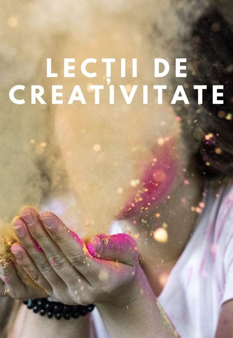 The Talks: Lecții de creativitate