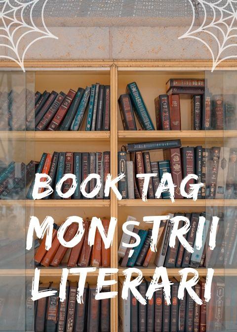 monștrii literari