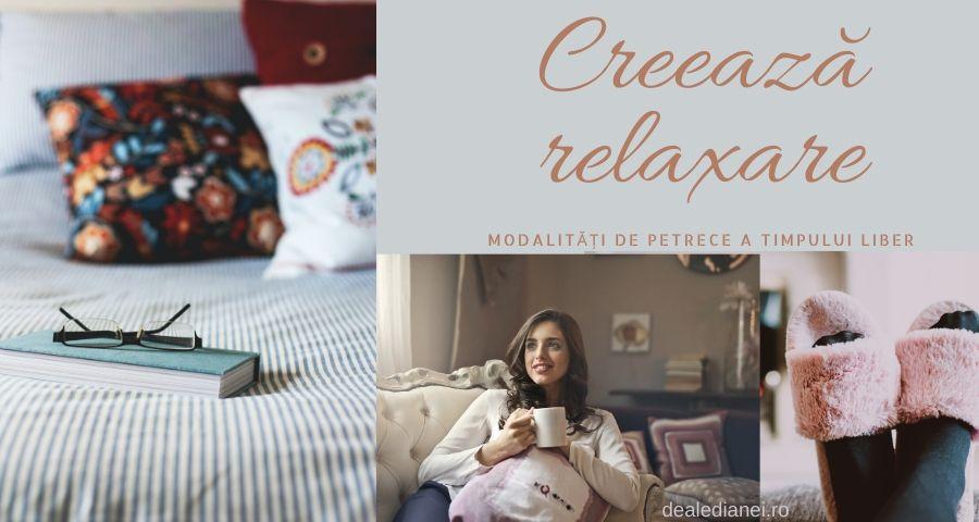 creează relaxare