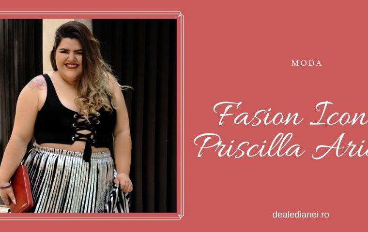 Fashion Icon: Priscilla Arias