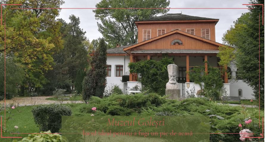 muzeul golești