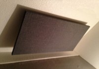 Sloping Ceiling Acoustic Panel 4' X 2' X 1 Box of 8 ...